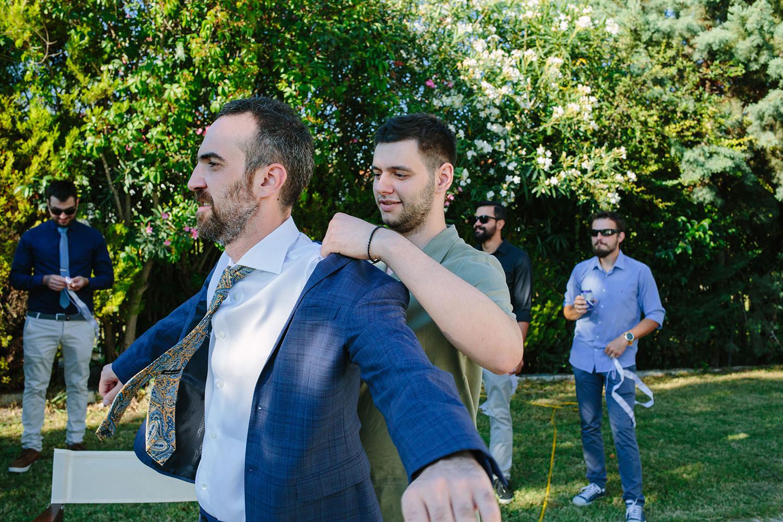 γάμος στη Χαλκιδική