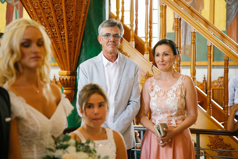 Γάμος στην Απολυμένη Πέτρα Χαλκιδικής