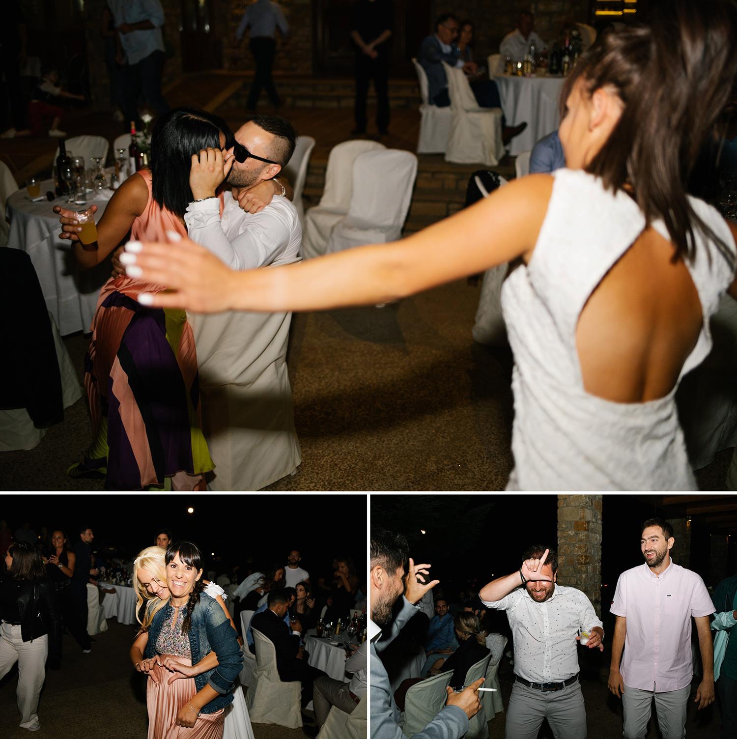 Γάμος στην Απολυμένη Πέτρα Χαλκιδική