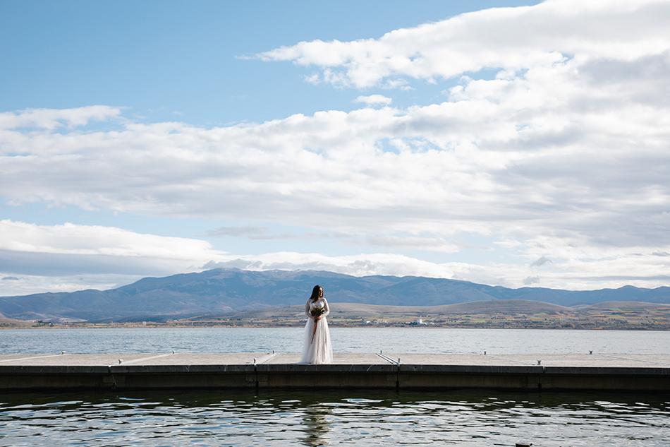 Φθινοπωρινός Γάμος στο Αμύνταιο